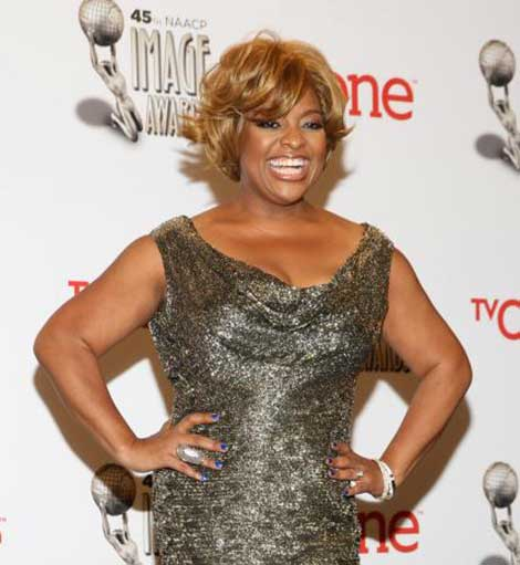 Sherri Shepherd Files for Divorce
