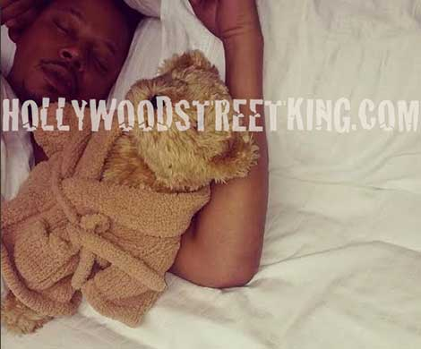 Terrence Howard's Teddy Bear