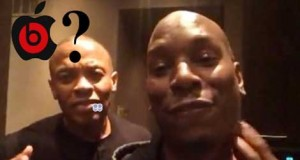 Tyrese Blows Apple Beats Deal