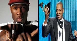 50cent vs Jay Z