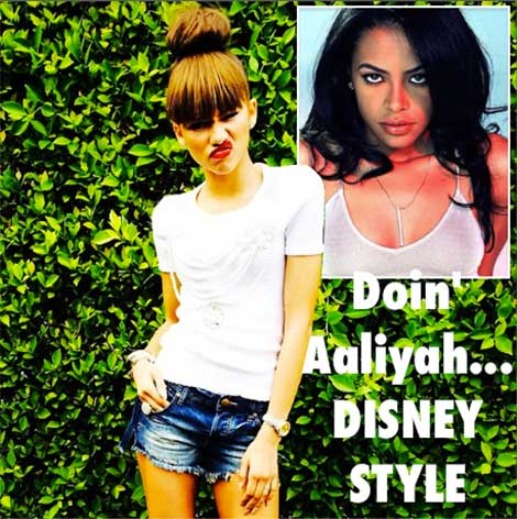 Aaliyah Lifetime Biopic Uproar