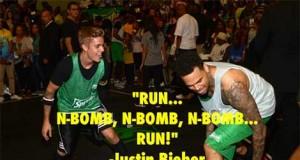 BET Racist Bieber