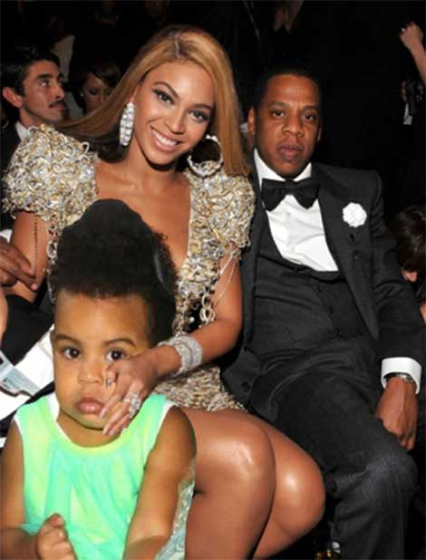 Beyonce Jay Z Blue Kidnapping