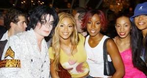 Beyonce's Michael Jackson Letters