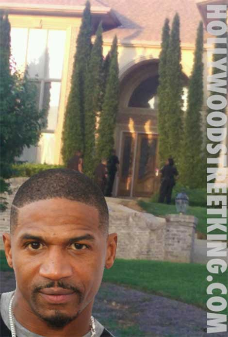 Stevie J Arrested at Home