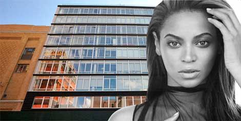 Beyonce Home Hunting