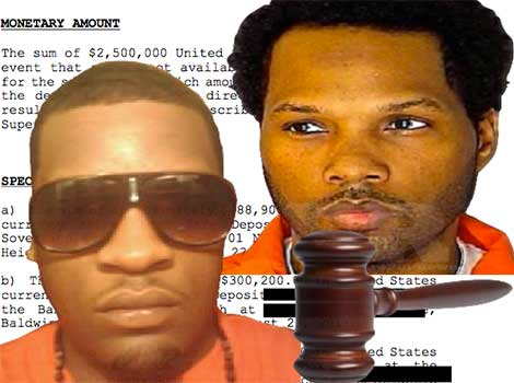 Mendeecees Harris Brother Prison