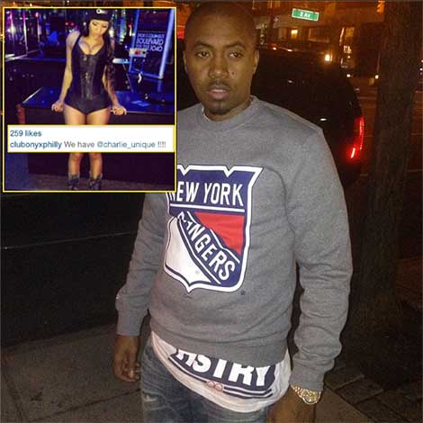 Nas' New Hoe