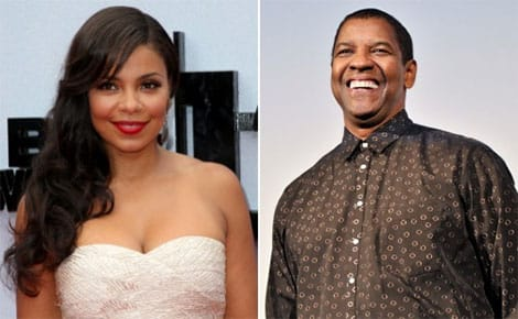Sanaa Lathan Pregnant For Denzel Washington