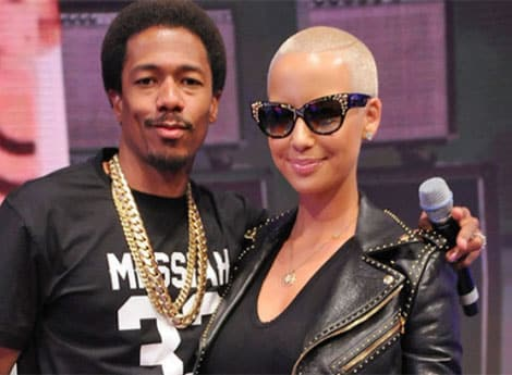 Amber Rose Nick Cannon Date Night