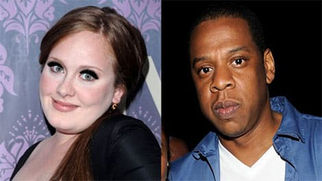 Jay Z Adele & Beyonce Song