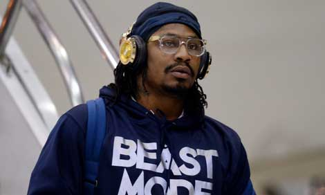 Marshawn Lynch Hates Seattle Seahawks
