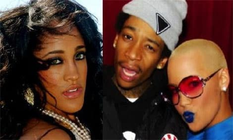 Natalie Nunn vs Amber Rose