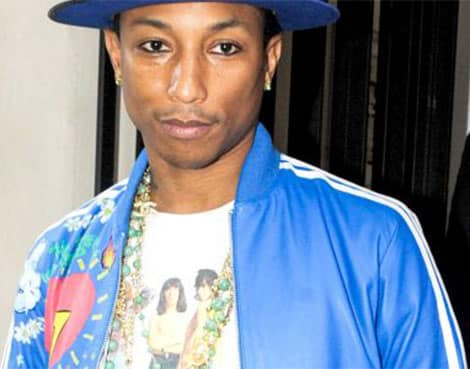 Pharrell Williams Guy-Liner Cosmetics