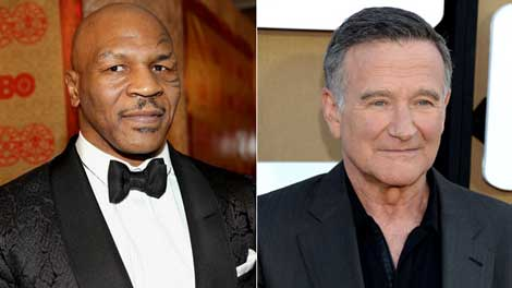 Robin Williams Mike Tyson Drug Dealer