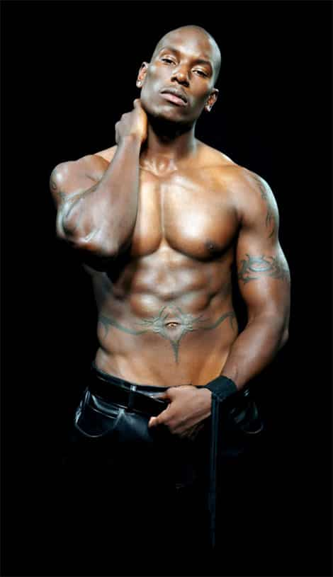 Tyrese Gibson Magic Mike Fail