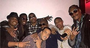 Diddy's All Male Slumber Parties