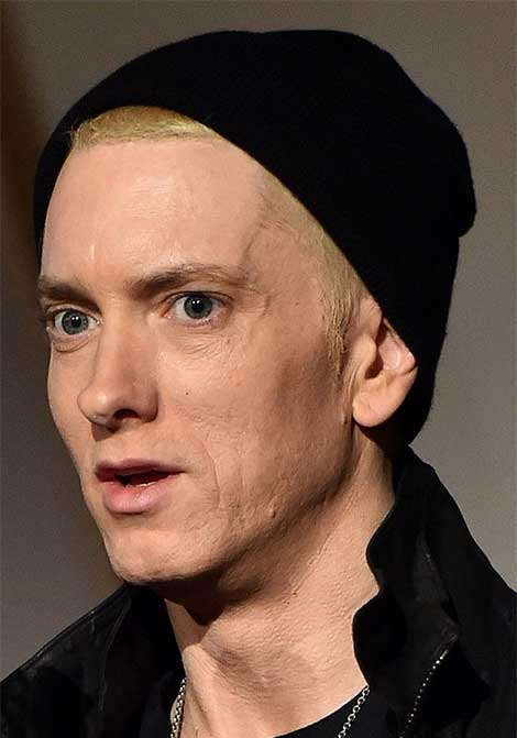Eminem Faces of Meth