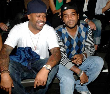 Jim Jones Dame Dash Beef