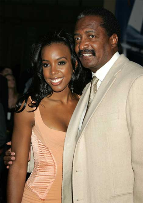 Kelly Rowland Matthew Knowles Daughter