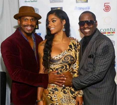 Stevie J & Joseline Not Really Pregnant