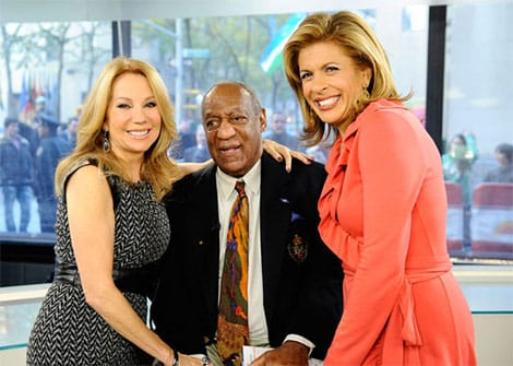 Kathy Lee Defends Bill Cosby