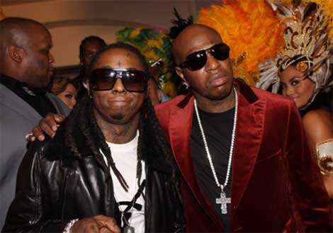 Lil Wayne vs. Cash Money Records