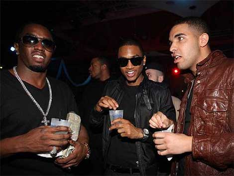 Reason Diddy Drake Fought