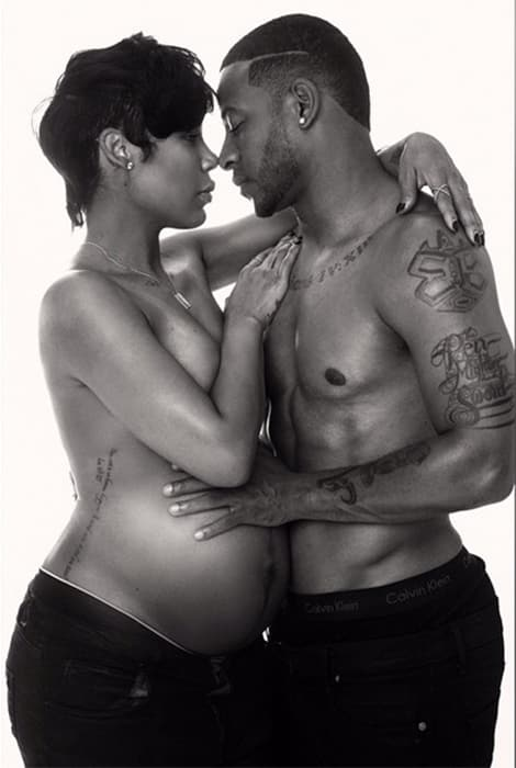 meagan-good-pregnancy-pics