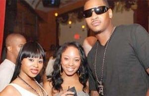 Sheneka Adams Carmelo Lala Threesomes