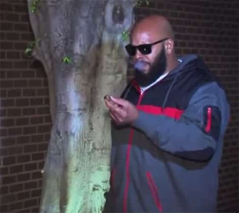 Suge Knight Surrenders