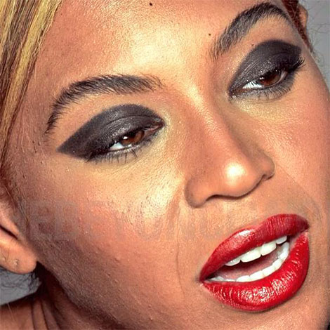 Beyonce Blemishes