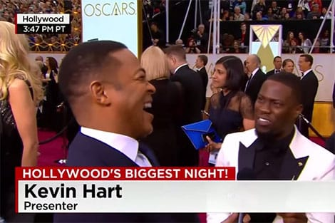 Don Lemon Disses Kevin Hart