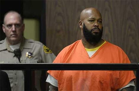 Suge Knight Panic Attack