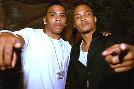TI & Tiny Nelly 3some