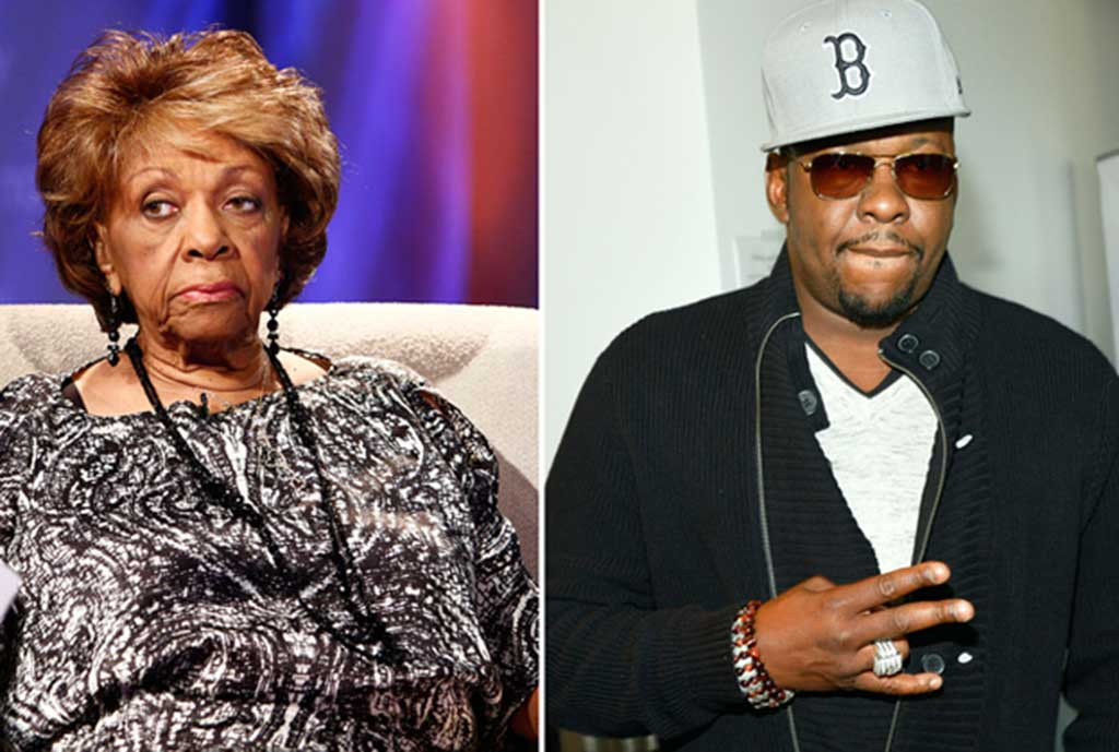 Bobby Brown Cissy Houston Whitney Estate