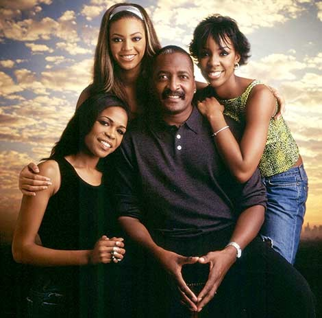 Matthew Knowles Blocks DC Reunion