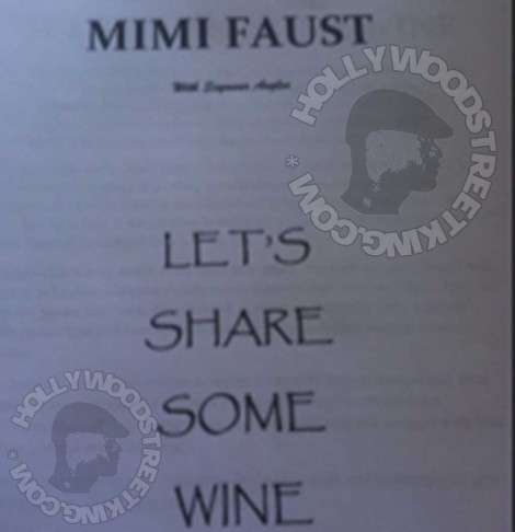 Mimi Faust Book