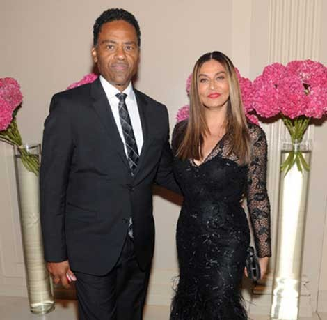Richard Lawson Beyonce Mom Wed