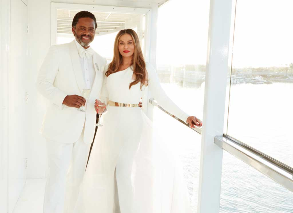 Tina Knowles Scientology