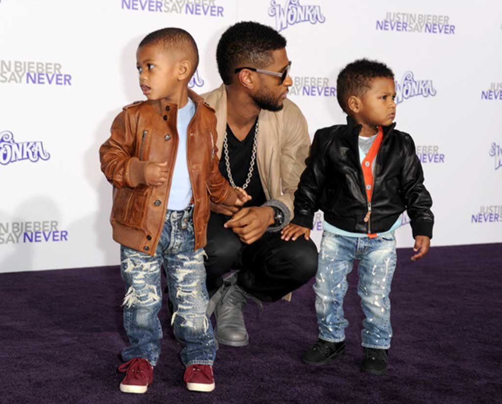 Usher: Absentee Father