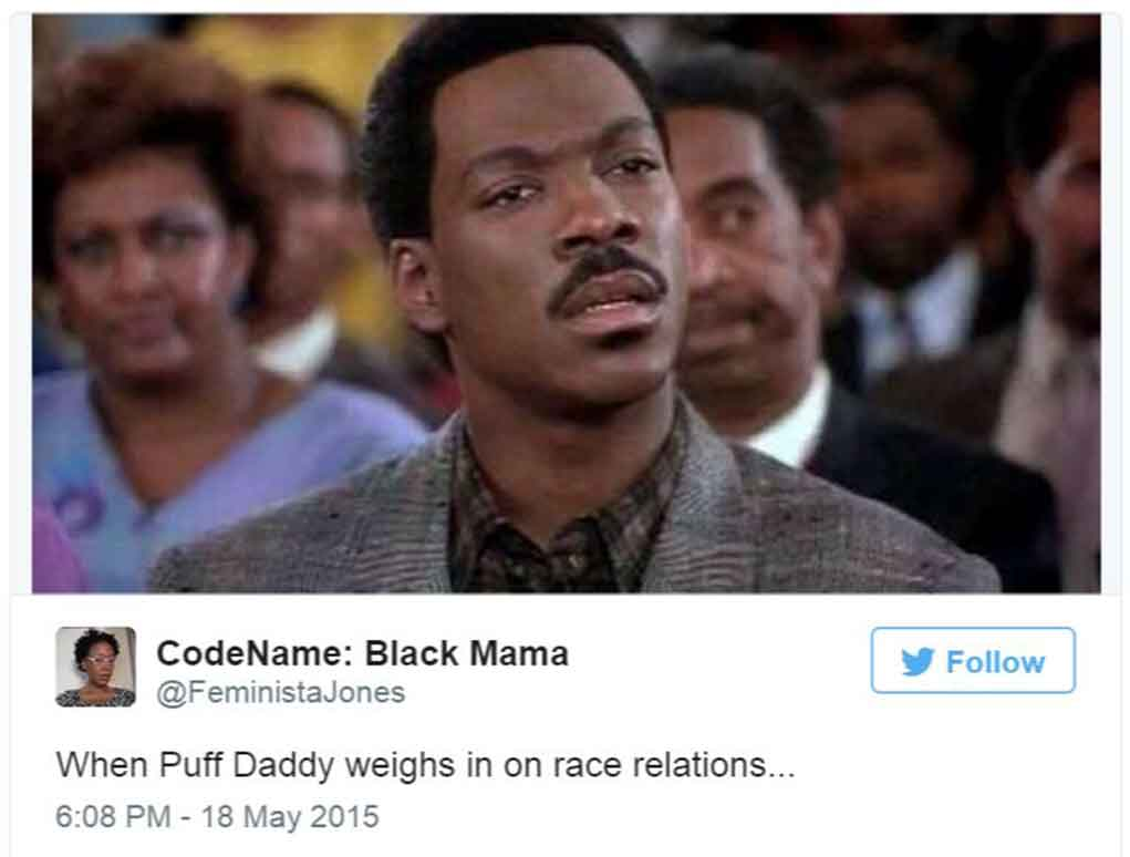 Diddy Black Lives Matter