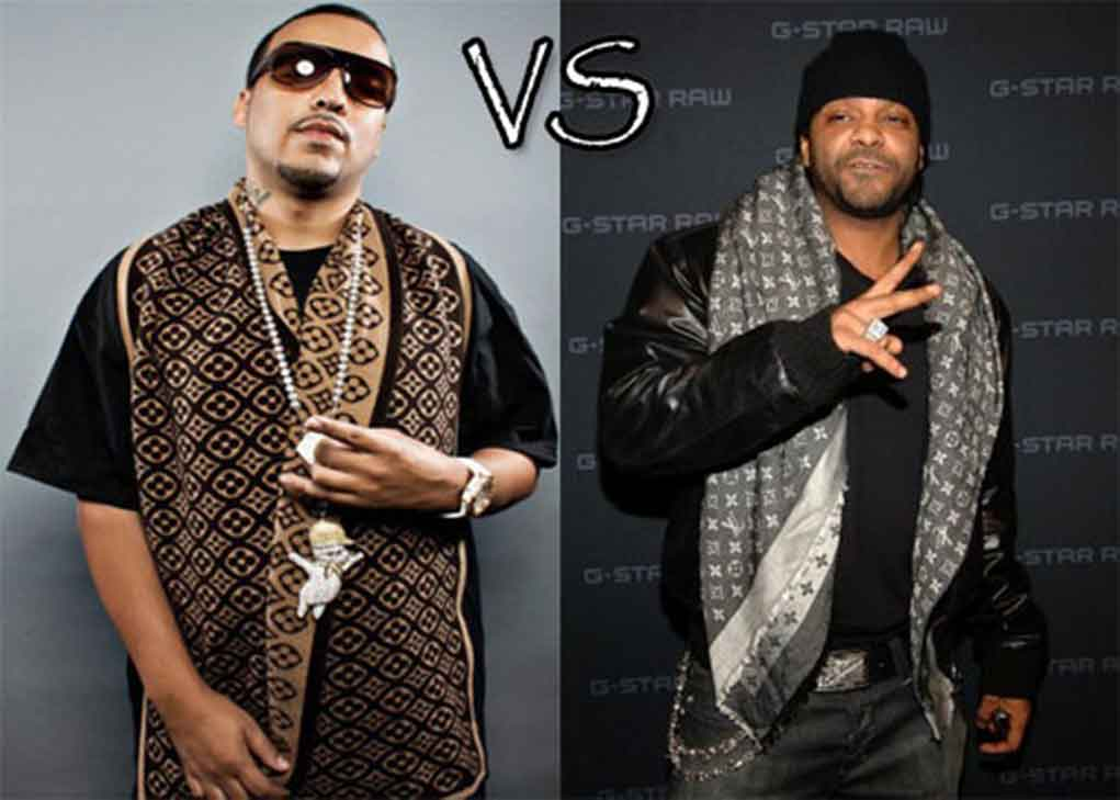 Jim Jones vs. French Montana