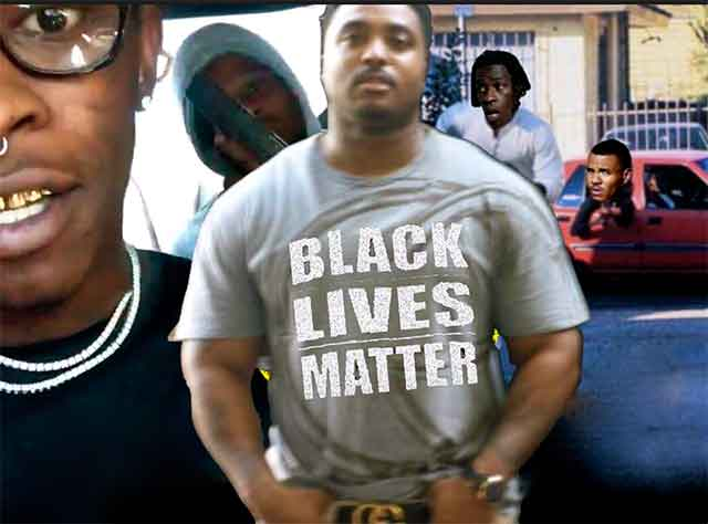 Blacklives Don't Matter Hip Hop