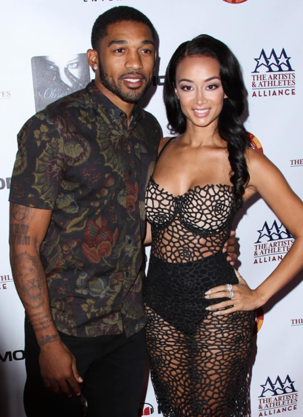 Draya's Desperate to Get Back With Orlando Scandrick