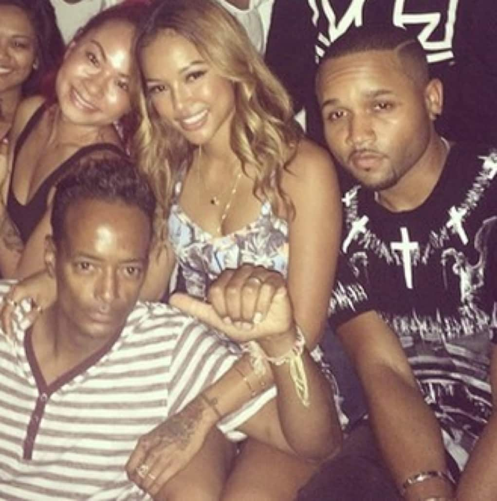 Karrueche & Her Dad Are Gay