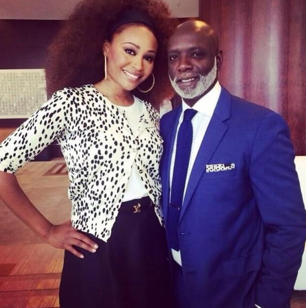 Peter Thomas Caught Cheating on Cynthia Bailey