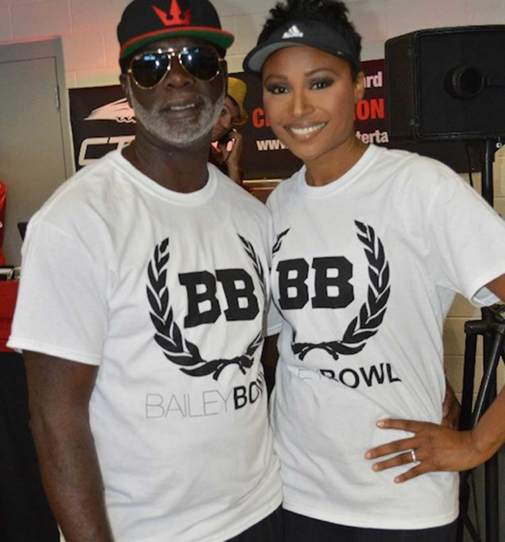 Cynthia Bailey Denial