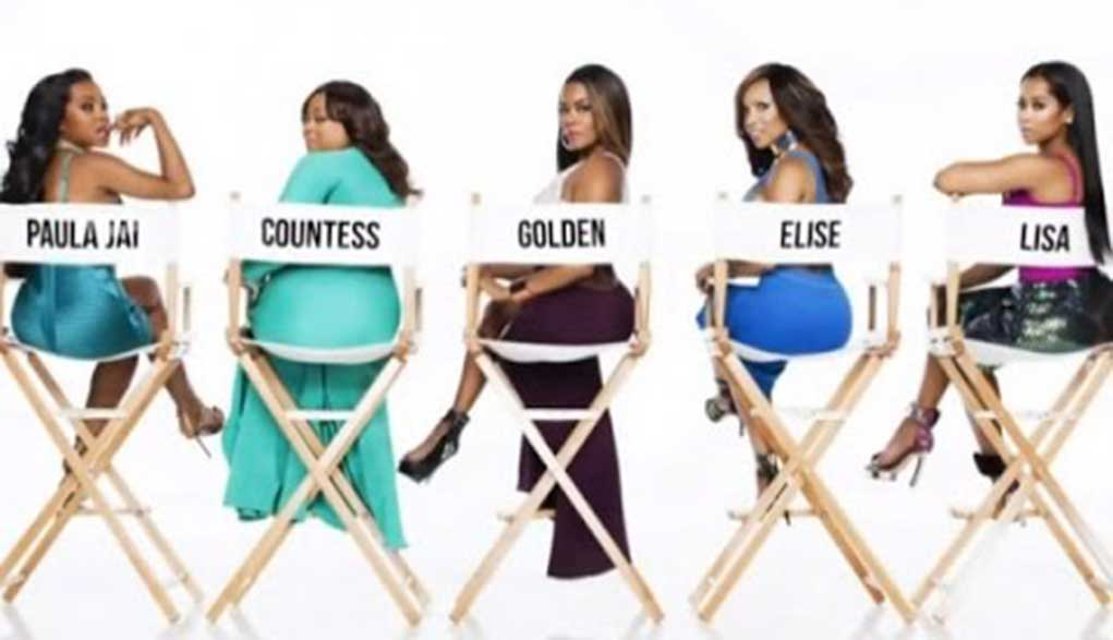 Hollywood Divas Season 2