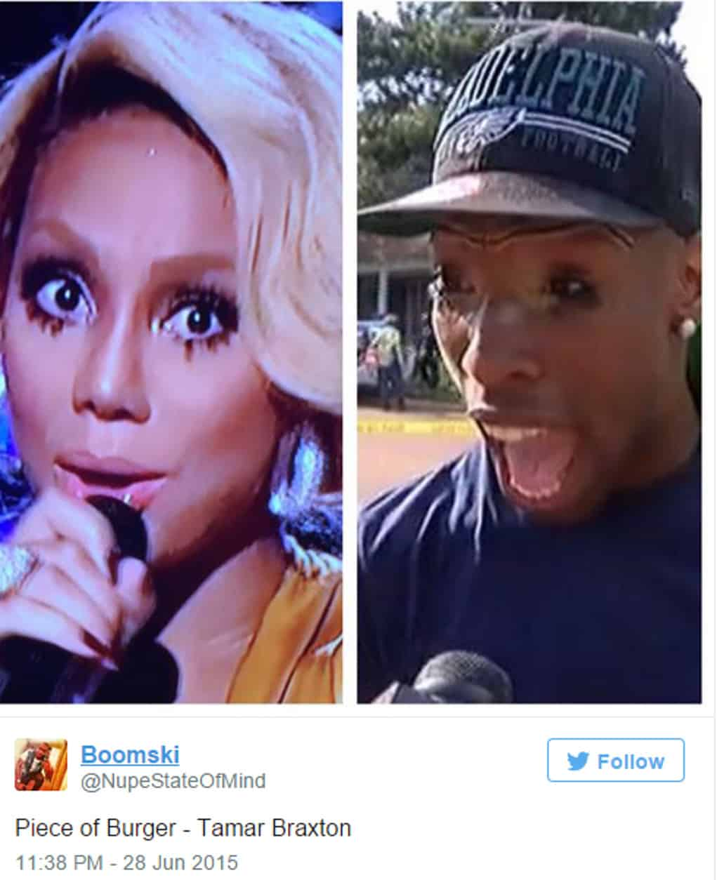 tamar braxton crazy eyes BET awards 4